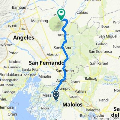 Provincial Road 0816, Hagonoy to La Paz (Turu)