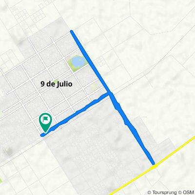 De Urquiza 2339, 9 de Julio a Urquiza 2339, 9 de Julio