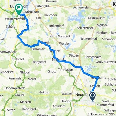 Tag 2 Radtour 2021