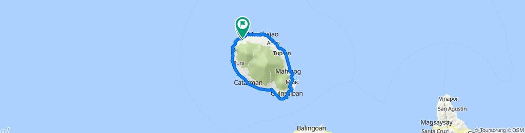 Camiguin Circumferential Road, Mambajao to Camiguin Circumferential Road, Mambajao