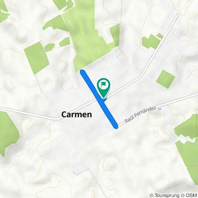 De 16 16, Villa del Carmen a Integridad 6, Villa del Carmen