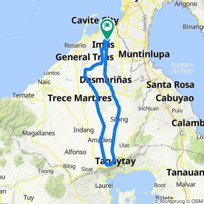 Tagaytay Ride