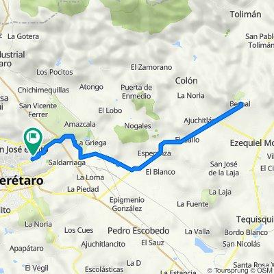 La Vista - Bernal