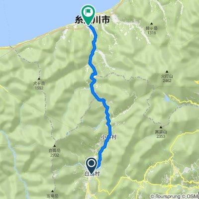 白馬-糸魚川