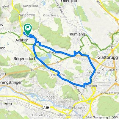 Zielstrasse 104, Regensdorf nach Zielstrasse 104, Regensdorf