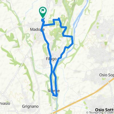 Da Via Dogana Vecchia 85–204, Madone a Via Dogana Vecchia 150, Madone
