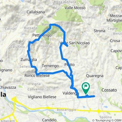 Da Via Roma 16, Cerreto Castello a Via Roma 3, Cerreto Castello