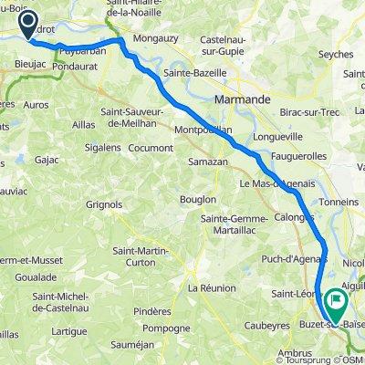 Canal Garonne 1