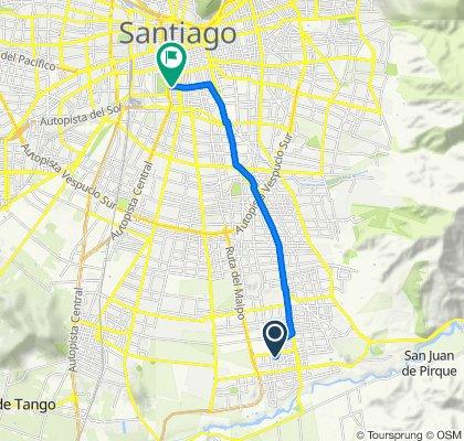 Puente Alto - Stgo Centro 🚴♀️