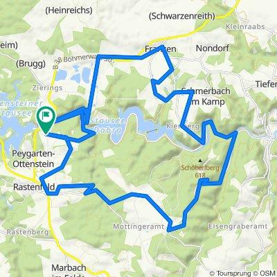 Dobrasee-Strecke