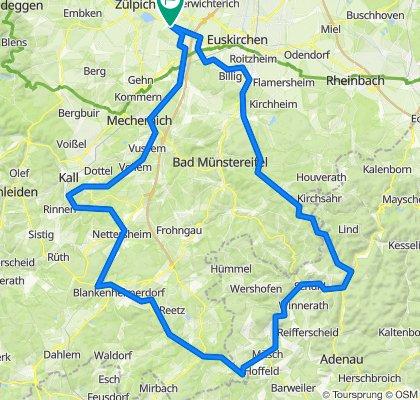 Zur Ahr -Ahrradweg -Erftradweg -Urftradweg