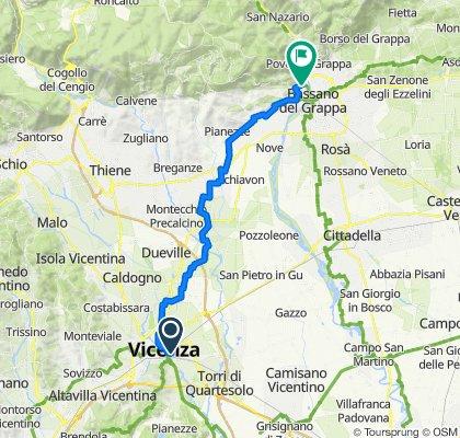 Vicenza - Bassano del Grappa