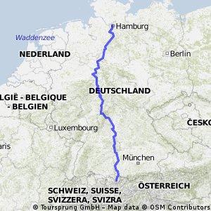 Deutschlandtour 2005