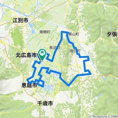 SMALL HOKKAIDO 144.4km