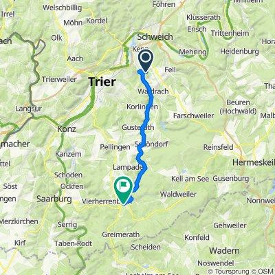 Mertesdorf - Zerf