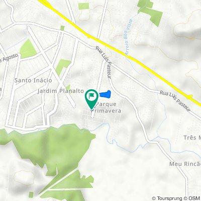 De Rua General José de Almeida 829 a Avenida Lindolfo Collor 881