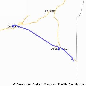 2011.01.05 - Tour de San Luis - Stage 01