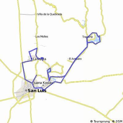 2011.01.05 - Tour de San Luis - Stage 02