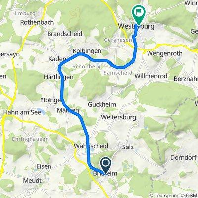 Am Fockensteinchen 3, Bilkheim nach Auf dem Fels 3, Westerburg