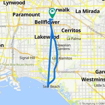 Leibacher Avenue 15512, Norwalk to Leibacher Avenue 15506, Norwalk