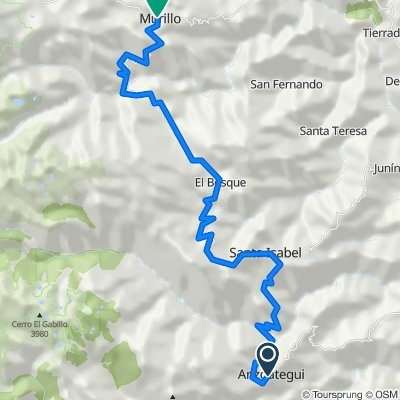 Dia 4 Anzoategui - Santa Isabel - Murillo