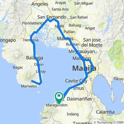Bucal Maragondon - Mariveles, Bataan - Bucal Maragondon