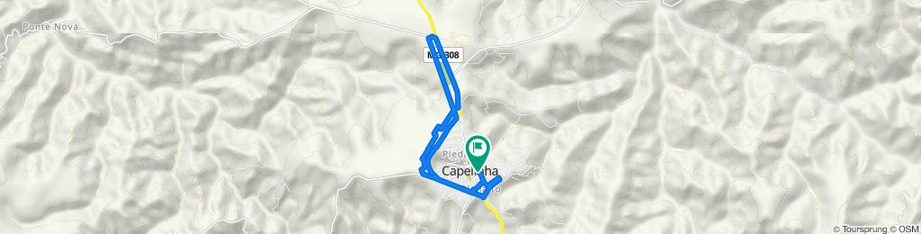 Pedal 3 em Capelinha