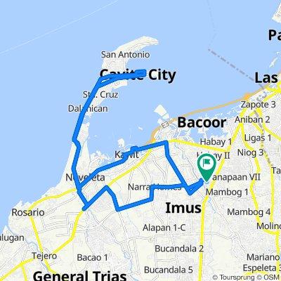 Cavite City Route