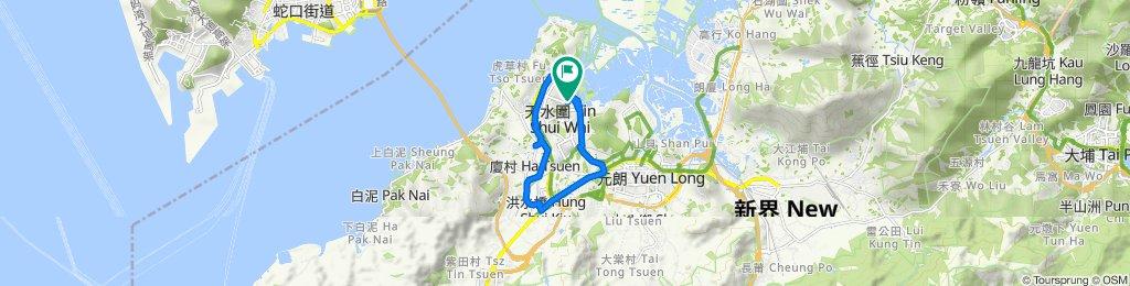 2 Tin Yip Road, Tin Shui Wai to 2 Tin Yip Road, Tin Shui Wai