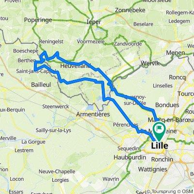 Lille-Heuvelland-Lille