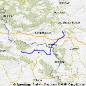Bornstedt-Bad Frankenhausen