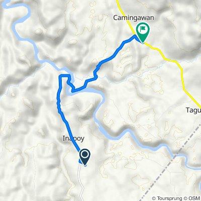Tabugon - Bantayan Road, Kabankalan to Kabankalan - Mabinay - Bais Road
