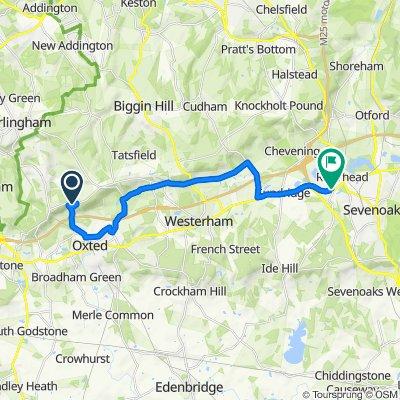 Woldingham Cycling