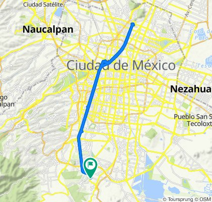 Paseo por la CDMX Tlalpan - Basílica