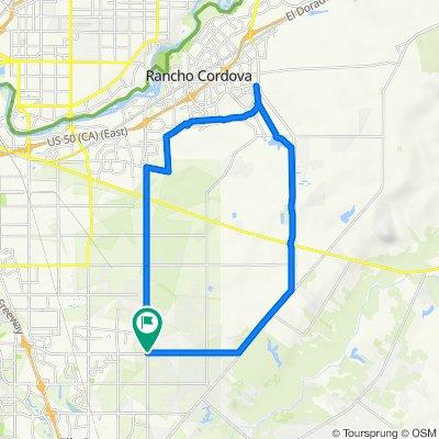 8388 Brooklyn Rd, Sacramento to 8392 Brooklyn Rd, Sacramento