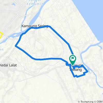 Unnamed Road, Kota Bharu to Kota Bharu