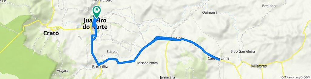 De Rua São Francisco 939 a Rua São Francisco 959