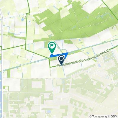 Route van Houtvennen 1, Volkel