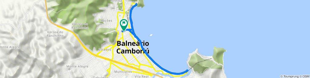 De Rua Novecentos e Oitenta e Um, 276, Balneário Camboriú a Rua Novecentos e Oitenta e Um, 300, Balneário Camboriú