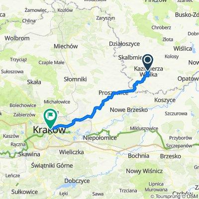 Kazimierza - Kraków