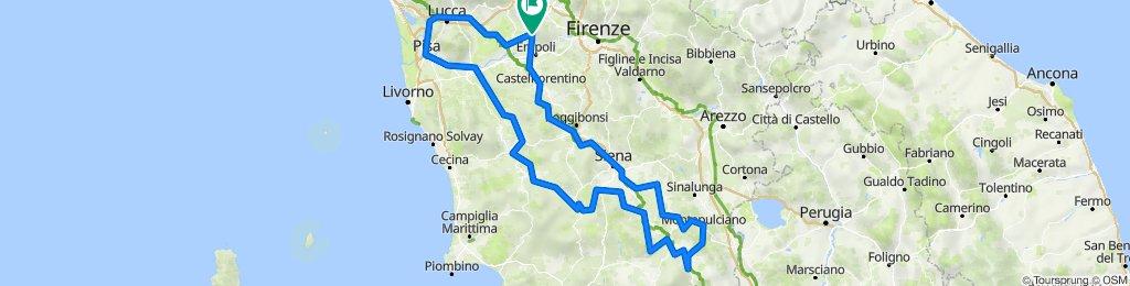 Toscana centrale