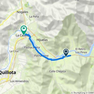Pachacamita - La Calera