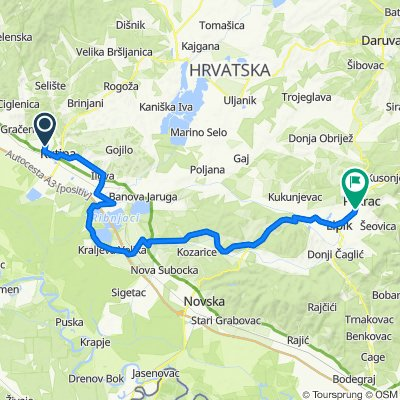 Na pivu preko Piljenica, Grabovac, Korita, Dobrovac, Filipovac
