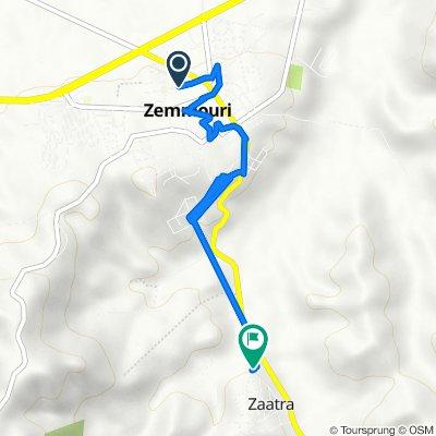 Logement FM Poste, Zemmouri to طريق سي مصطفى, Zemmouri