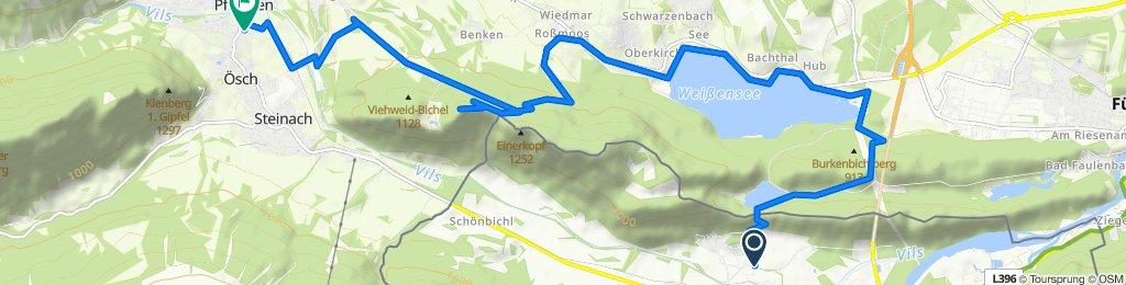 Weißensee-Falkenstein
