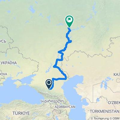 Minvodi - Kazan - velo 06-07.2020