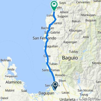 North L Leg2 San Jacinto - Bangar