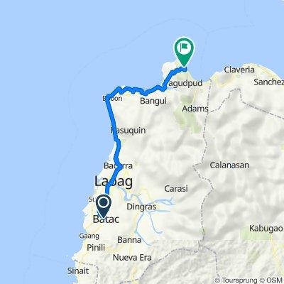 North Luzon Leg 5 Batac City - Pagudpud