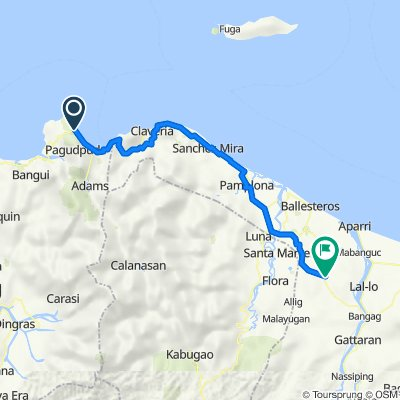 North Luzon Leg 6 Pagudpud to Allacapan
