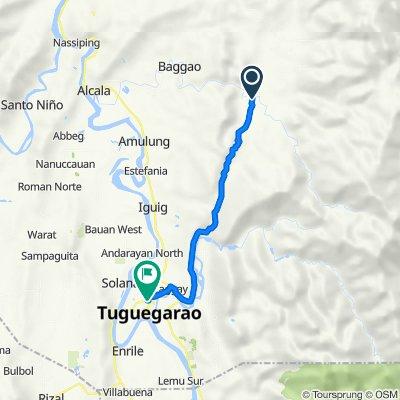 North Luzon Leg 9 Baggao to Tuguegarao City